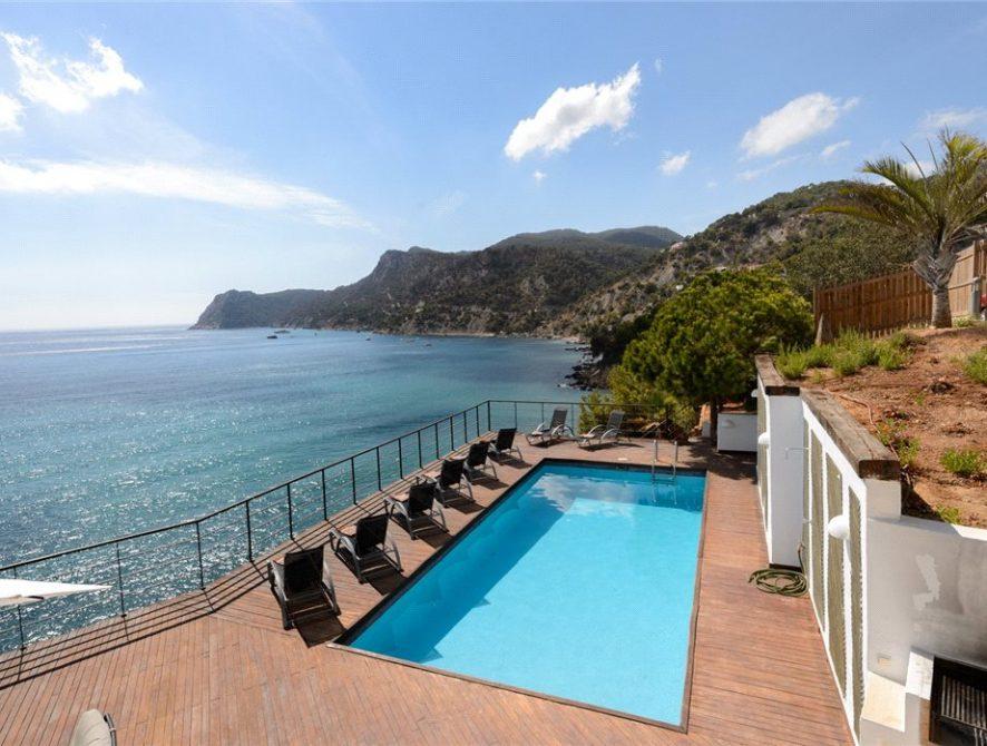 Villa View – 4 Bedroom Villa in Es Cubells for Sale