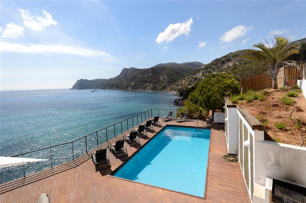 Villa View - 4 Bedroom Villa in Es Cubells for Sale