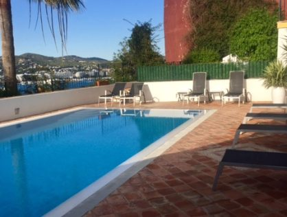 Double Apartment in Dalt Vila