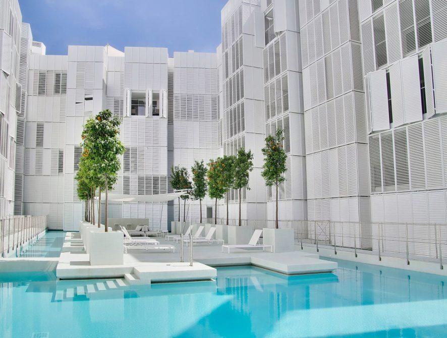 Patio Blanco Ibiza -2 Bedroom apartment for sale 1