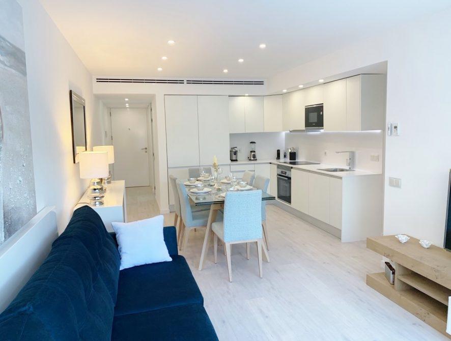 Patio Blanco Ibiza -2 Bedroom apartment for sale 13