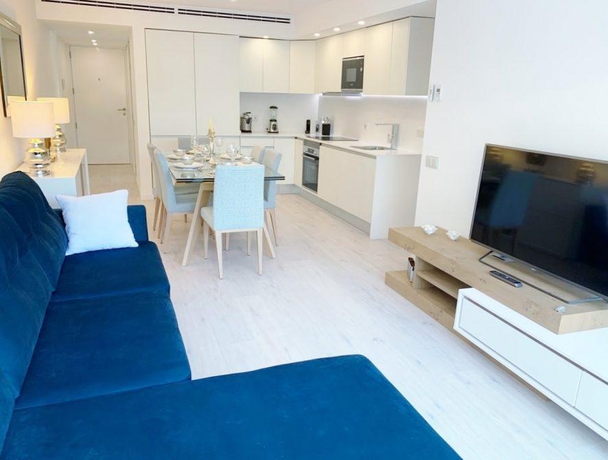 Patio Blanco Ibiza -2 Bedroom apartment for sale 14