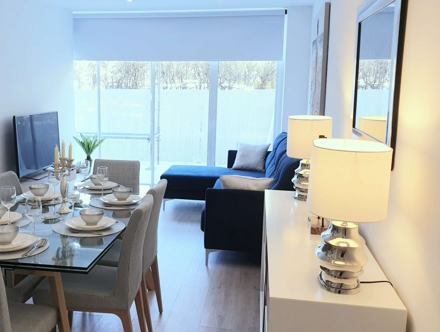 Patio Blanco Ibiza -2 Bedroom apartment for sale 2