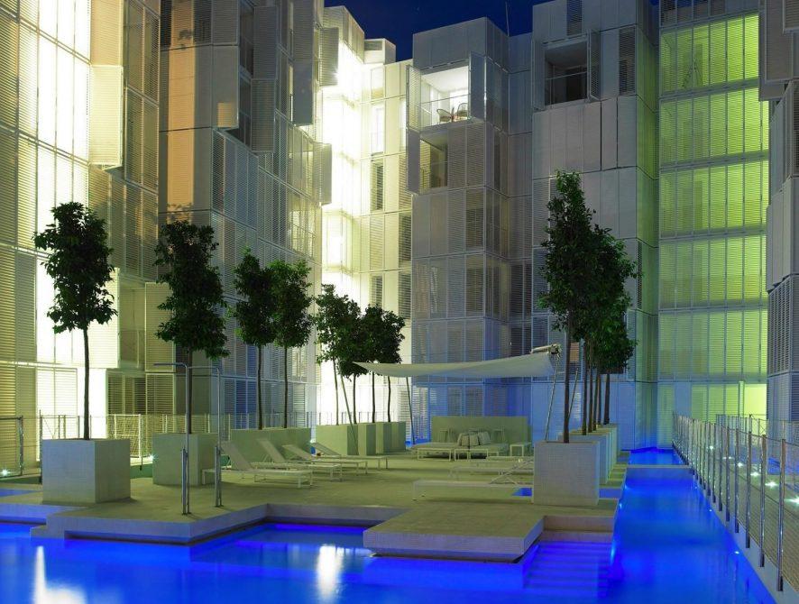 Patio Blanco Ibiza -2 Bedroom apartment for sale 21