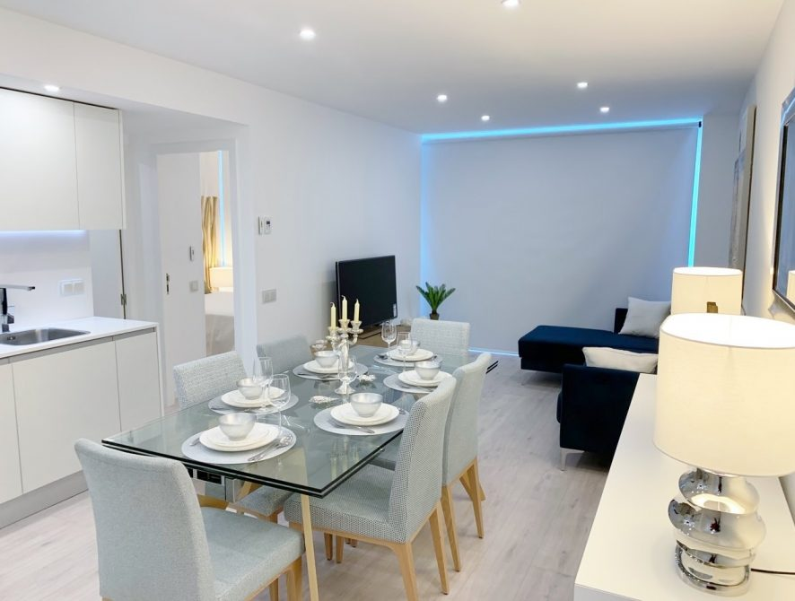 Patio Blanco Ibiza -2 Bedroom apartment for sale 3