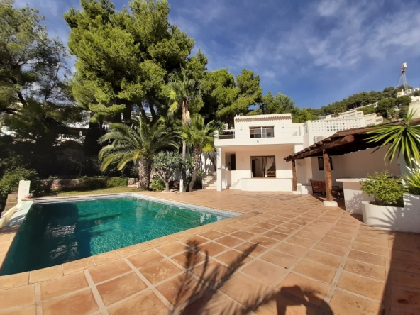 Villa Sirocco - A 6 bedroom property for sale in Ibiza