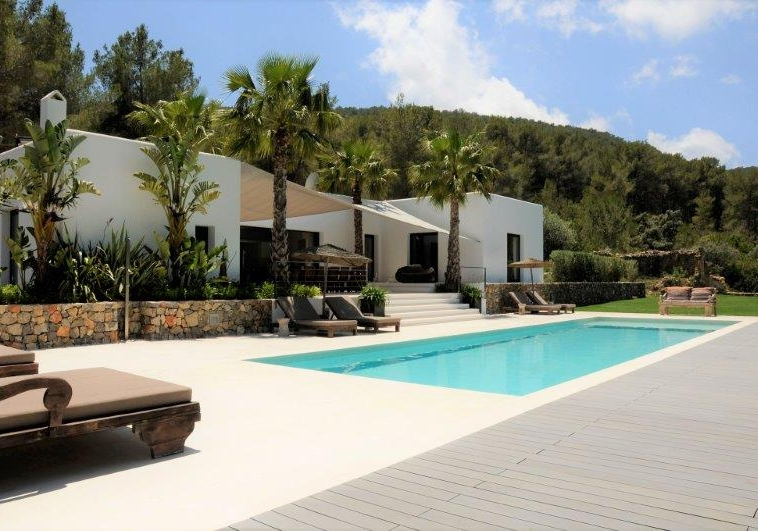 El Sueño - A 5 bedroom luxury property located in San Jose, Ibiza. For Sale