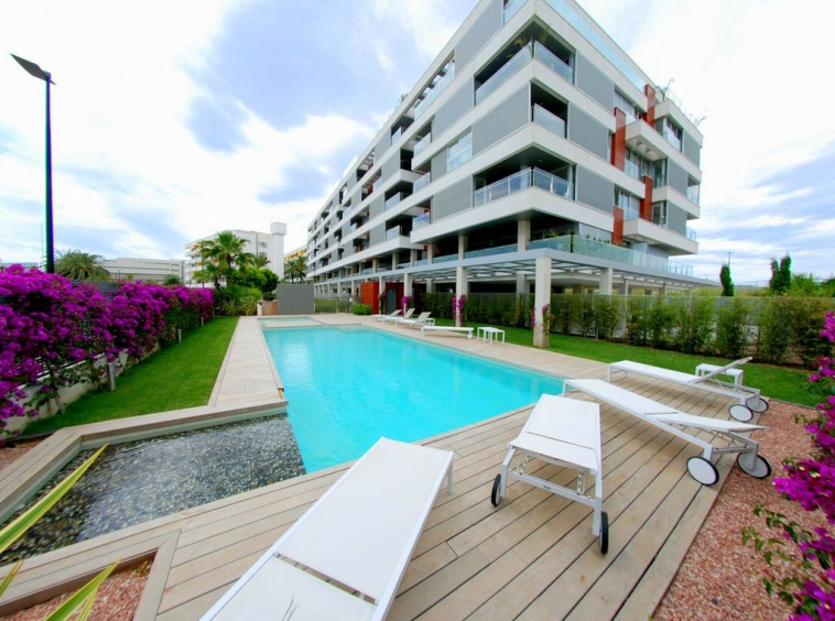 Ikebana apartment in Ibiza